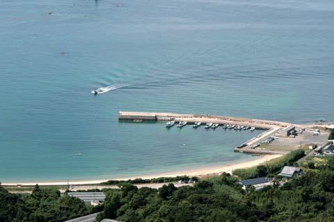 福の浦漁港